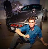 Aston Martin Vanquish - Die Another Day